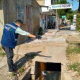 Con arma blanca intimidaron a funcionarios de la Alcaldía de Cartagena