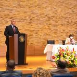 El presidente Duque viaja a España en una visita oficial en clave económica