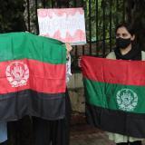 """Mujeres afganas reclaman en España """"ayudas concretas"""" tras la evacuación"""