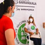 Reactivan estrategia 'Vacuna Emocional' en Barranquilla