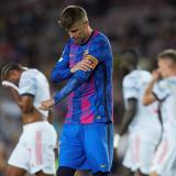 Barcelona se queda seco sin Messi