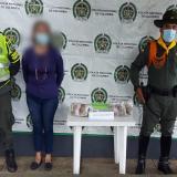 Capturan a mujer  con marihuana en vías de Córdoba