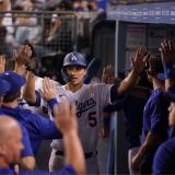 Los Dodgers se clasificaron a la postemporada de las Grandes Ligas