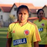 Leicy Santos cree que Colombia no debe envidiarle nada a ninguna Selección