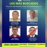 Policía captura a 'César', uno de los más buscados en Barranquilla