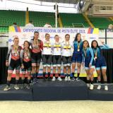 Atlántico conquistó dos medallas en Nacional de Ciclismo en Cali