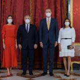 Rey Felipe VI de España resalta el estatuto migratorio