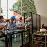 Minjusticia inaugura panadería que es atendida por reclusas en Barranquilla