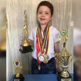 El pequeño genio del ajedrez colombiano