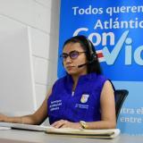 Gobernación del Atlántico lanza programa de asistencia en salud mental