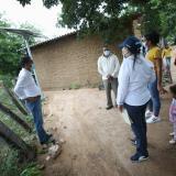 Energía fotovoltaica benefició a 496 familias de San Juan del Cesar