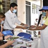 Prosperidad Social entrega insumos a campesinos de Córdoba