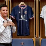 Lionel Messi, una mina de oro incluso sin calzarse las botas