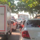 Protestas de transportadores dificultan llegada al Metropolitano