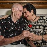 Oliva y Salvador: 72 años de un amor que sigue intacto