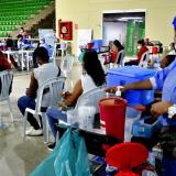 Cobertura de vacunación se incrementa en Barranquilla