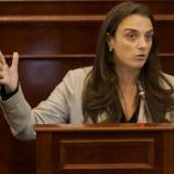 Karen Abudinen se declararía víctima en el caso de Centros Poblados