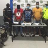 Cárcel para presuntos integrantes de la banda el 'Combo del Negro Ober'