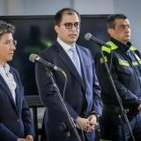 Fiscal anuncia proyecto de seguridad ciudadana y justicia