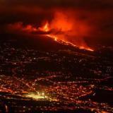 Lava de volcán en isla Palma empieza a perder velocidad