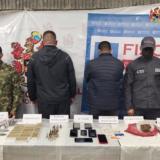 Coronel señalado de traficar armas también se las habría vendido a  'Mayimbú'