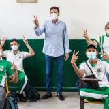 Invierten $3.320 millones en colegios para implementar alternancia en Soledad
