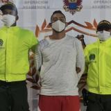 A la cárcel sicario del Clan del Golfo en Santa Marta