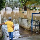Fuerte aguacero ocasiona emergencias en Sucre