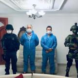 Serán extraditados a EE. UU. por vender 'pócima' anticovid
