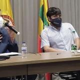 """""""Trabajamos con las autoridades para contrarrestar la delincuencia"""" los hechos delincuenciales: Rodolfo Ucrós"""