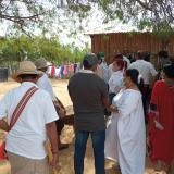 Corte Constitucional realiza visita a comunidades wayuu