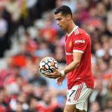 Cristiano no puede con el Aston Villa