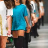 Dolce y Gabbana presentó su nueva colección en Milán