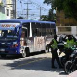 Directivos de Embusa se pronuncian sobre supuesto intento de ataque a conductor de bus