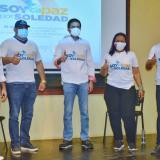 'Soy caPAZ por Soledad', la estrategia contra la violencia y la delincuencia