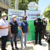 Distrito instala alarmas comunitarias en cinco barrios de Barranquilla