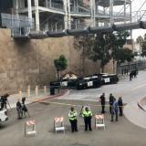 Mueren una mujer y su hijo de 2 años al caer de una tribuna del Petco Park