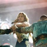 En el Global Citizen los cantantes defendieron el planeta