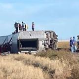 Tres muertos y decenas de heridos tras descarrilarse tren en Estados Unidos