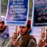 Fiscal CPI pide investigar crímenes de talibanes y EI en Afganistán