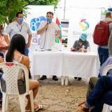 Anuncian mejoras en los barrios El Prado y Juan Bosco de Sincelejo