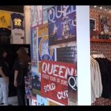 Los 50 años de Queen se celebran con tienda física en Londres