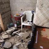 Gobernación acompaña en censo de afectados por vendaval en Juan de Acosta