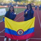 Atlántico aportó cinco medallas en Sudamericano sub-18 de atletismo
