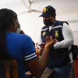 Combas se preparan también para la atención de casos de violencia de género