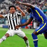Con Juan Guillermo Cuadrado en campo, Juventus derrota a Chelsea en la Champions