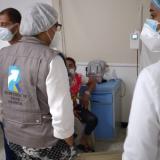 Niños muertos por dengue en Riohacha
