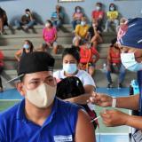 Fortalecen acciones para vacunación en el Atlántico