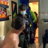 Policía desarticula banda dedicada a extorsionar a comerciantes