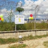 Comunidad celebra aniversario de la no operación de la PTAR de Malambo